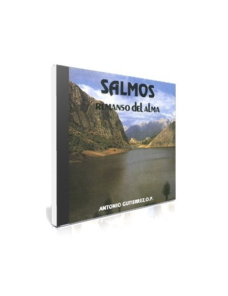 Salmos. Remansos del Alma - CD