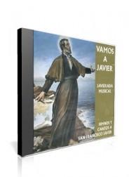 Vamos a Javier. Javierada musical (CD)