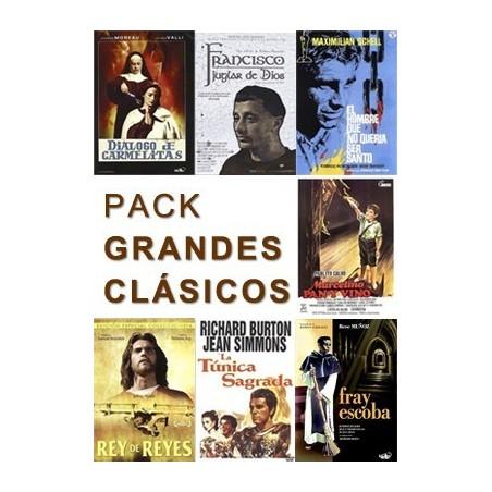 Pack Grandes Clásicos