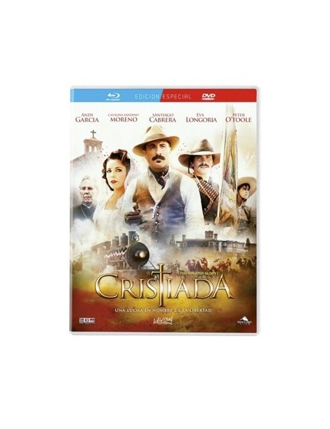 Cristiada (For Greater Glory) BD+DVD