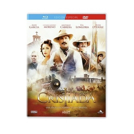 Cristiada (For Greater Glory) BD+DVD