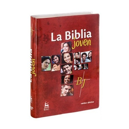 La Biblia joven (encuadernacion flexible)