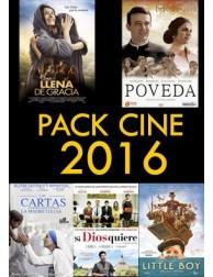 Pack MOVIES 2016