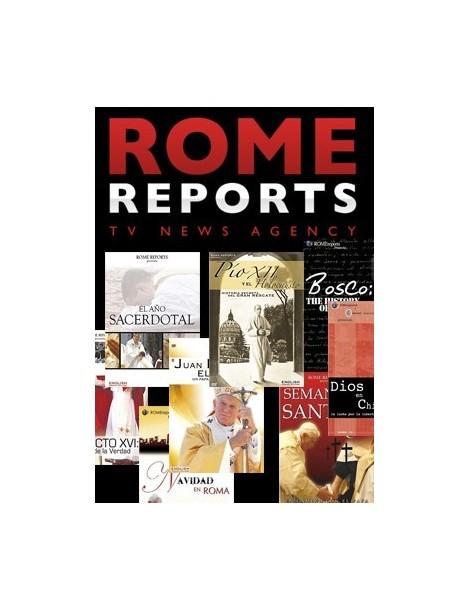 Pack Rome Report NTSC