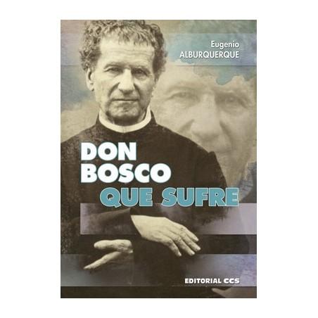 Don Bosco que sufre