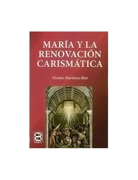 Libro Maria y  la renovación carismatica