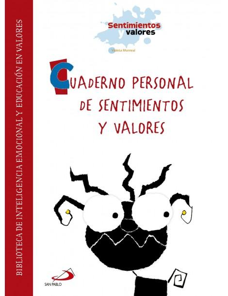 Cuaderno personal de Sentimientos y Valores