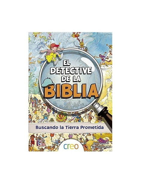 El detective de la Biblia: Buscando la Tierra Prometida