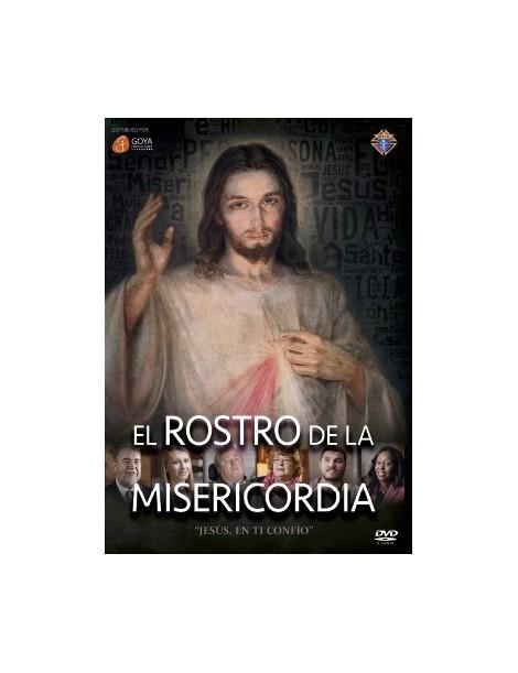 DVD Rostro de la Divina Misericordia