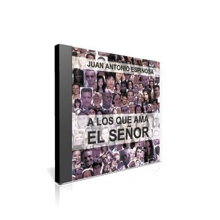 A los que ama el Señor (CD)