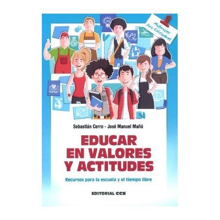 Educar en valores y actitudes