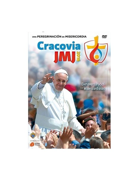 DVD JMJ Cracovia 2016