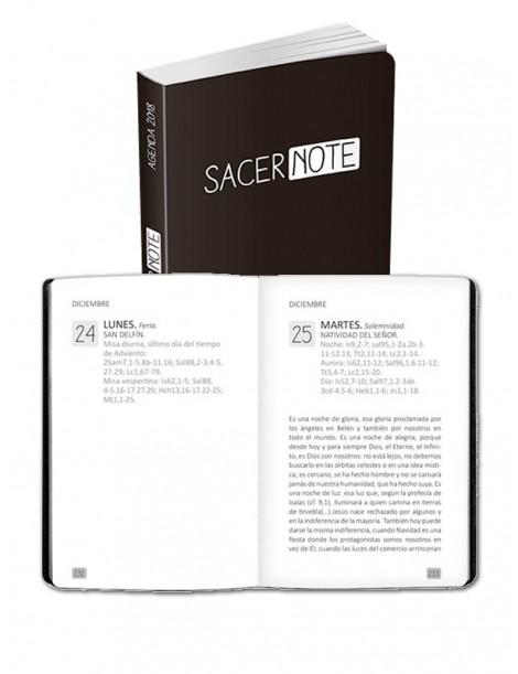 SacerNote - Agenta 2018