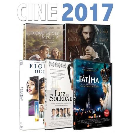 Pack MOVIES 2017