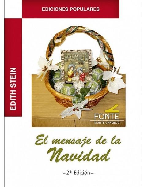 Edith Stein. El mensaje de la Navidad
