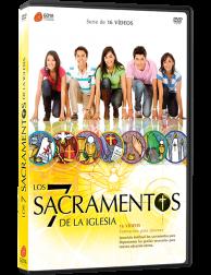 Los 7 sacramentos de la Iglesia (DVD)