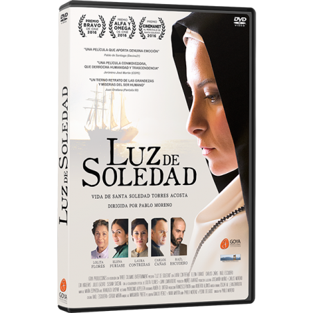 Light of Soledad (DVD)