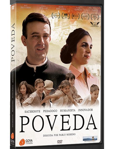 Película en DVD POVEDA