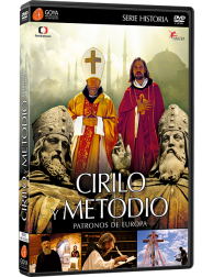 Cirilo y Metodio: Patronos de Europa (DVD)
