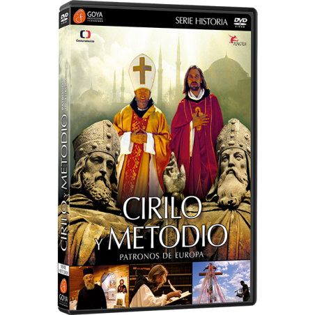 Cyril and Methodius: Patrons of Europe (DVD)