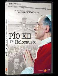 Pío XII y el Holocausto: Historia secreta del gran rescate (DVD)