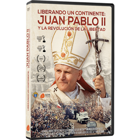 Liberating a Continent: John Paul II and the Fall of Communism (DVD)