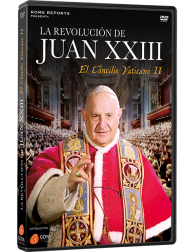 La Revolución de Juan XXIII: El Concilio Vaticano II (DVD)