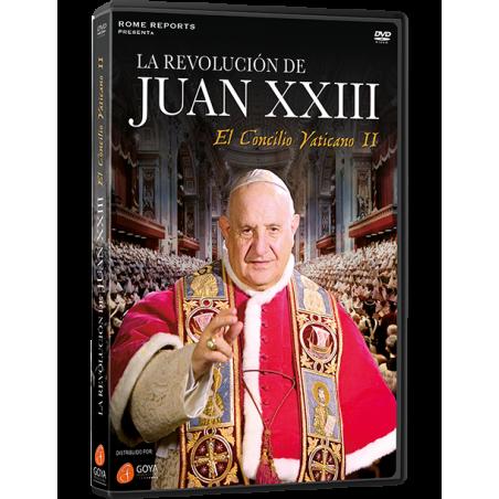 The Revolution of John XXIII: The Second Vatican Council (DVD)