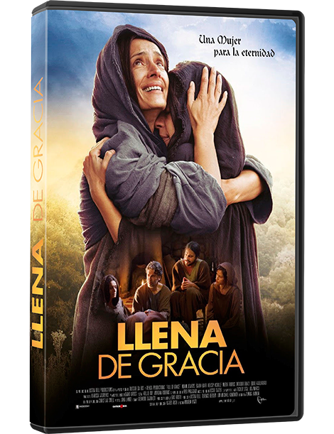 Película en DVD: LLENA DE GRACIA
