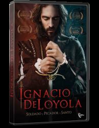 Película en DVD IGNACIO DE LOYOLA