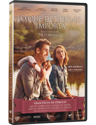 Película en DVD LO QUE DE VERDAD IMPORTA