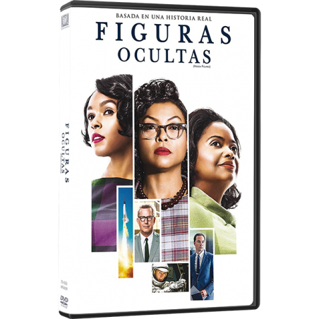 Figuras ocultas (DVD)
