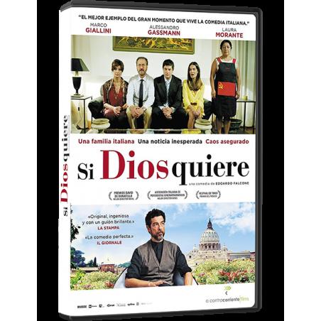 Si Dios quiere (DVD)