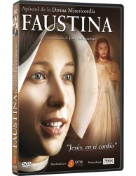 FAUSTINA: Apóstol de la Divina Misericordia (DVD)