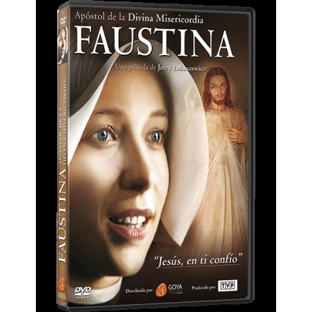 FAUSTINA: Apóstol de la Divina Misericordia DVD película religiosa recomendada