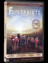 Película en DVD Footprints, el Camino de tu Vida
