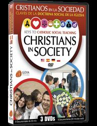 Cristianos en la Sociedad: Claves de la Doctrina Social de la Iglesia