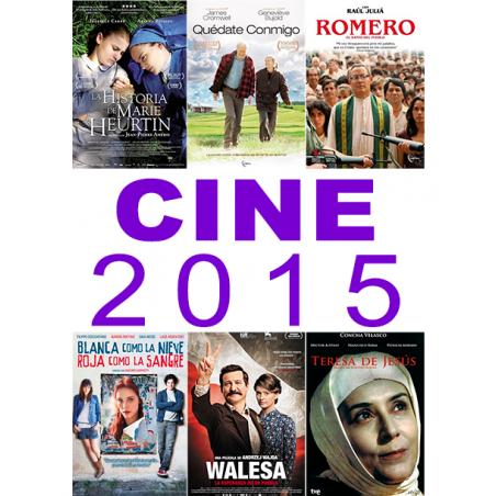 Pack CINE 2015 DVD