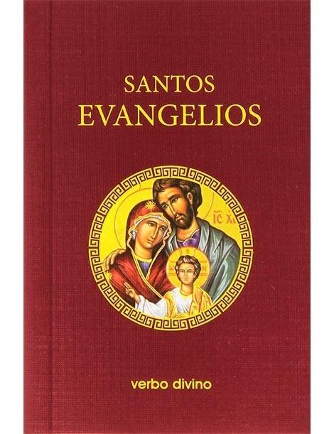 Santos Evangelios (Edición Pastoral Verbo Divino)