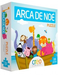 Puzzle Arca de Noé