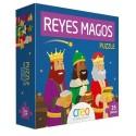 Puzzle Reyes Magos