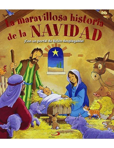 La maravillosa historia de la Navidad