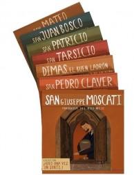 """Colección libros """"Hubo una vez un santo..."""""""