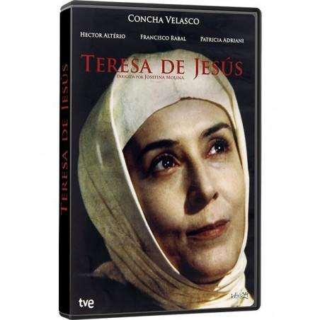 Teresa de Jesús (3 DVDs) exitosa serie de TV