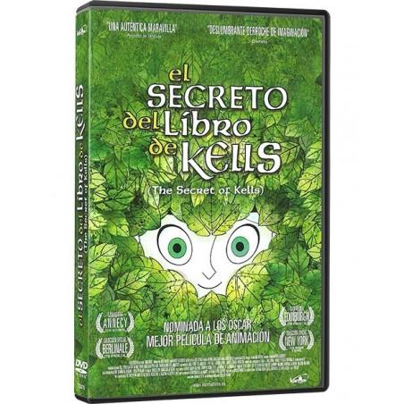El Secreto del Libro de Kells (DVD)