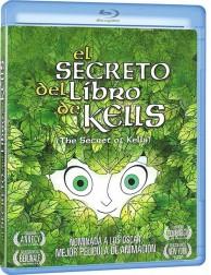 El Secreto del Libro de Kells - Blu-Ray