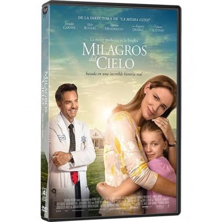 Los Milagros del Cielo - DVD