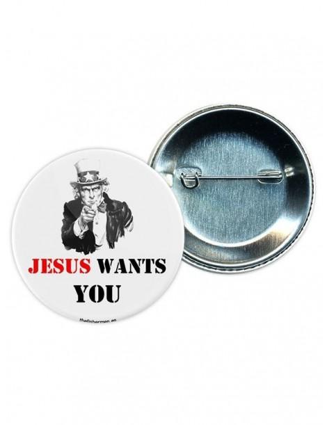 Chapa Jesus wants you