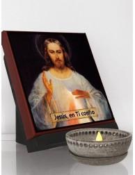 Icono clásico de la Divina Misericordia