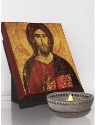Icono clásico de Jesús (Pantocrátor)